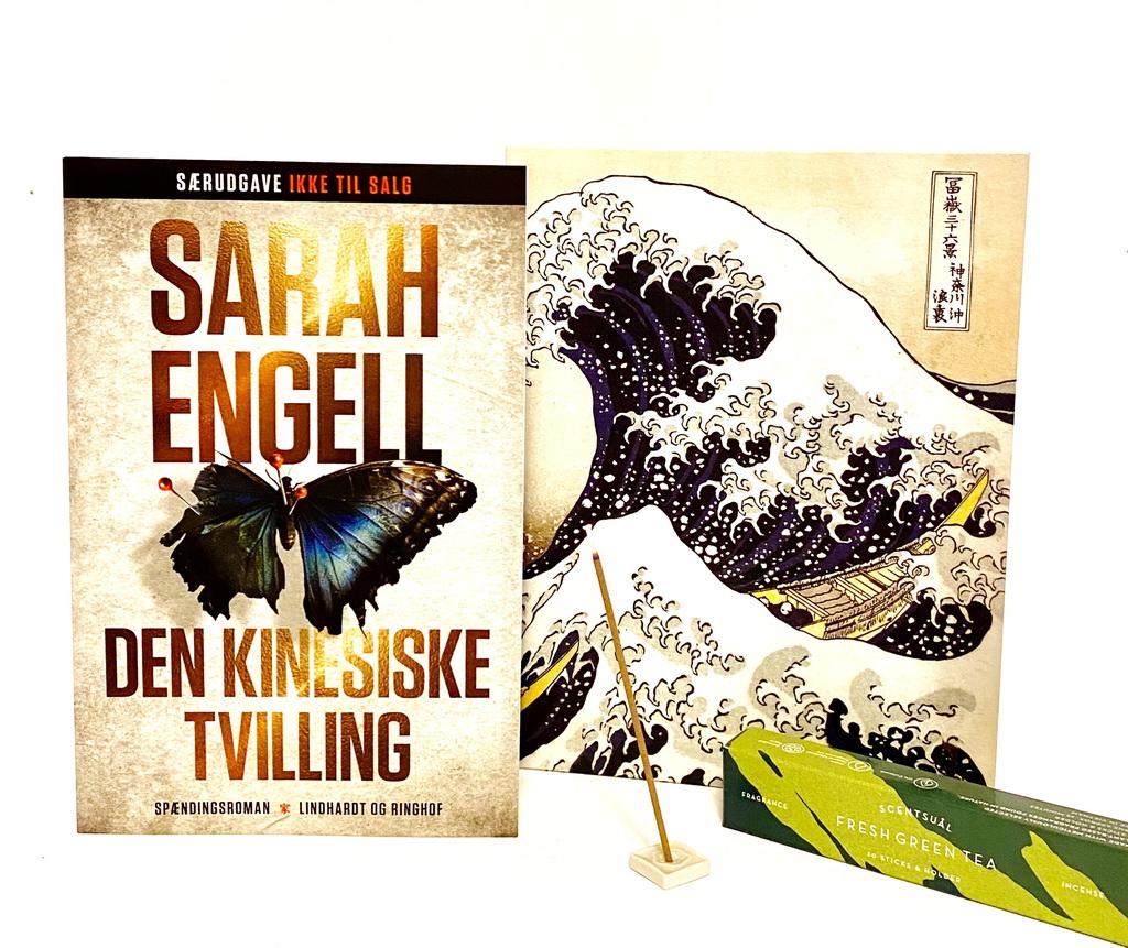 Billede af: Den kinesiske tvilling af Sarah Engell