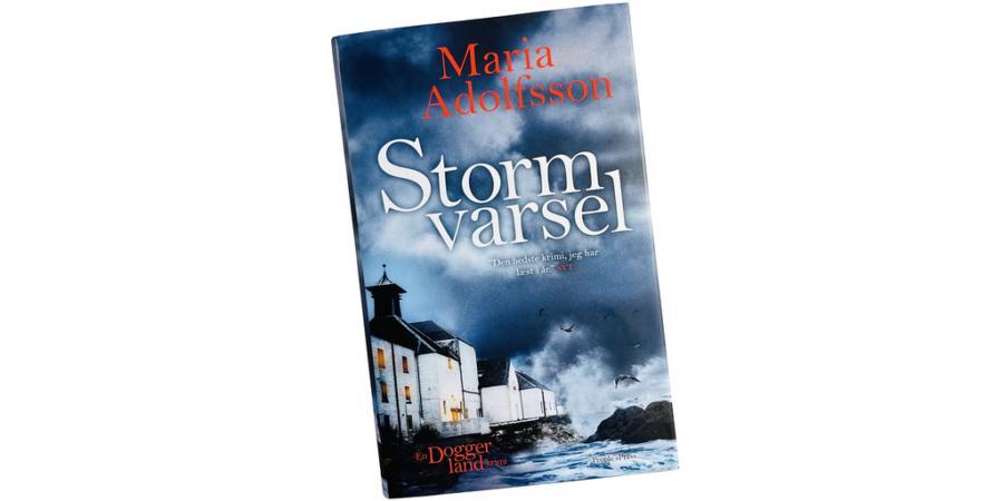 Billede af: Stormvarsel af Maria Adolfsson