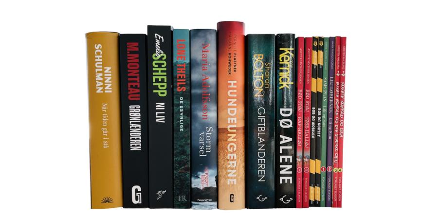 Billede af: Bøger læst i januar 2021