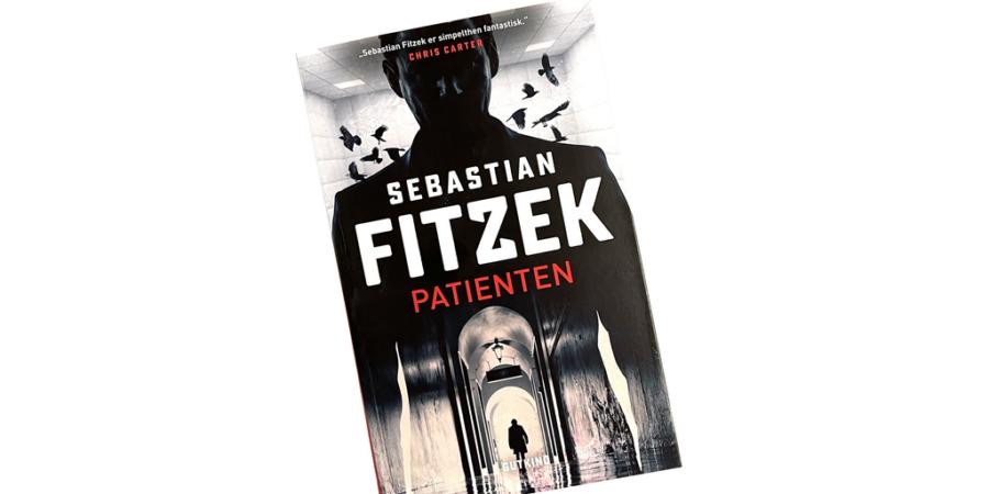 BIllede af: Patienten af Sebastian Fitzek