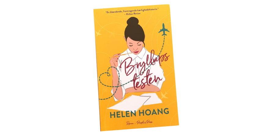 Billede af: Bryllupstesten af Helen Hoang