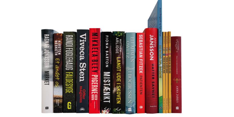 Billede af: Bøger læst i februar 2021