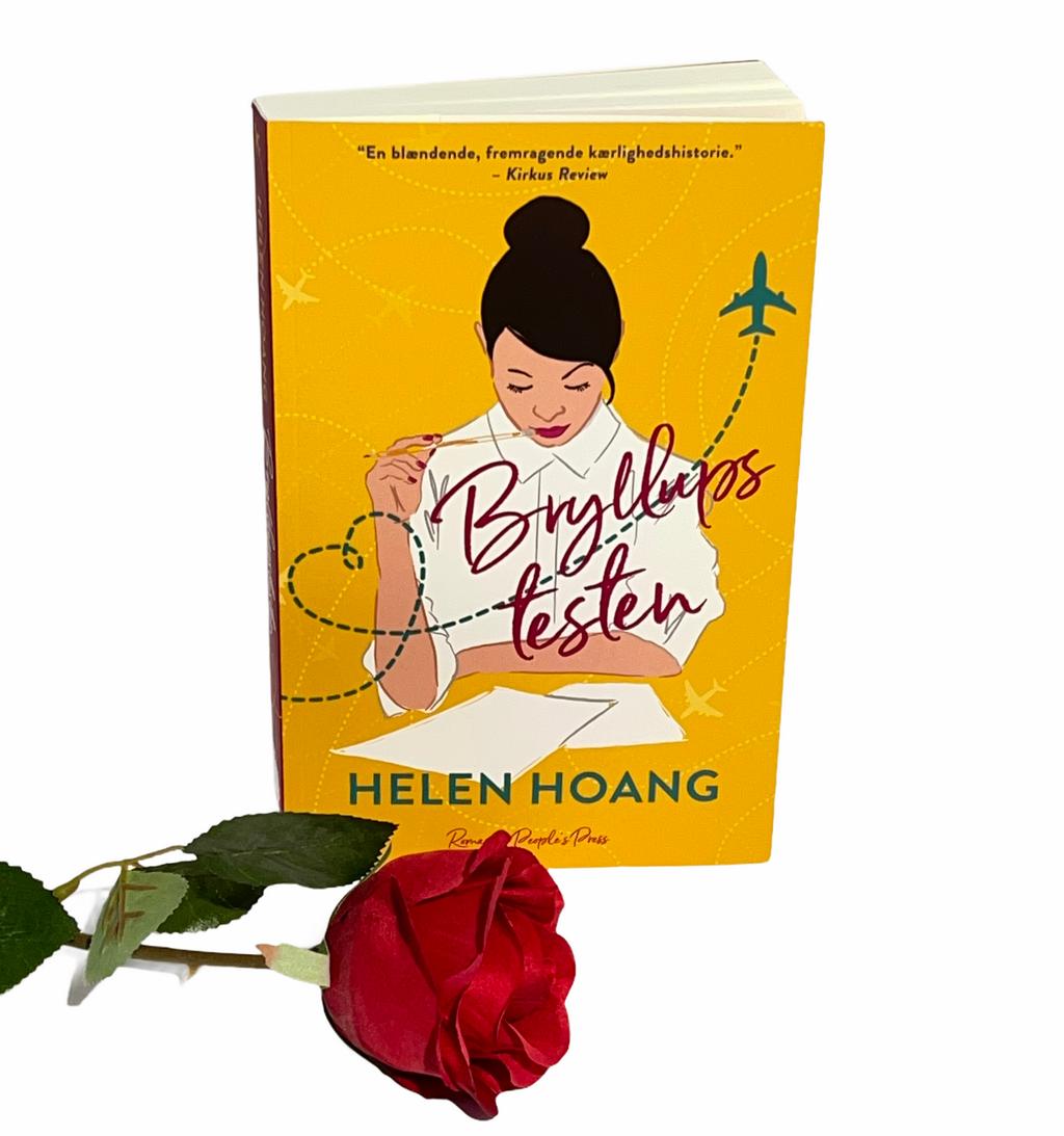 Biillede af: Bryllupstesten af Helen Hoang