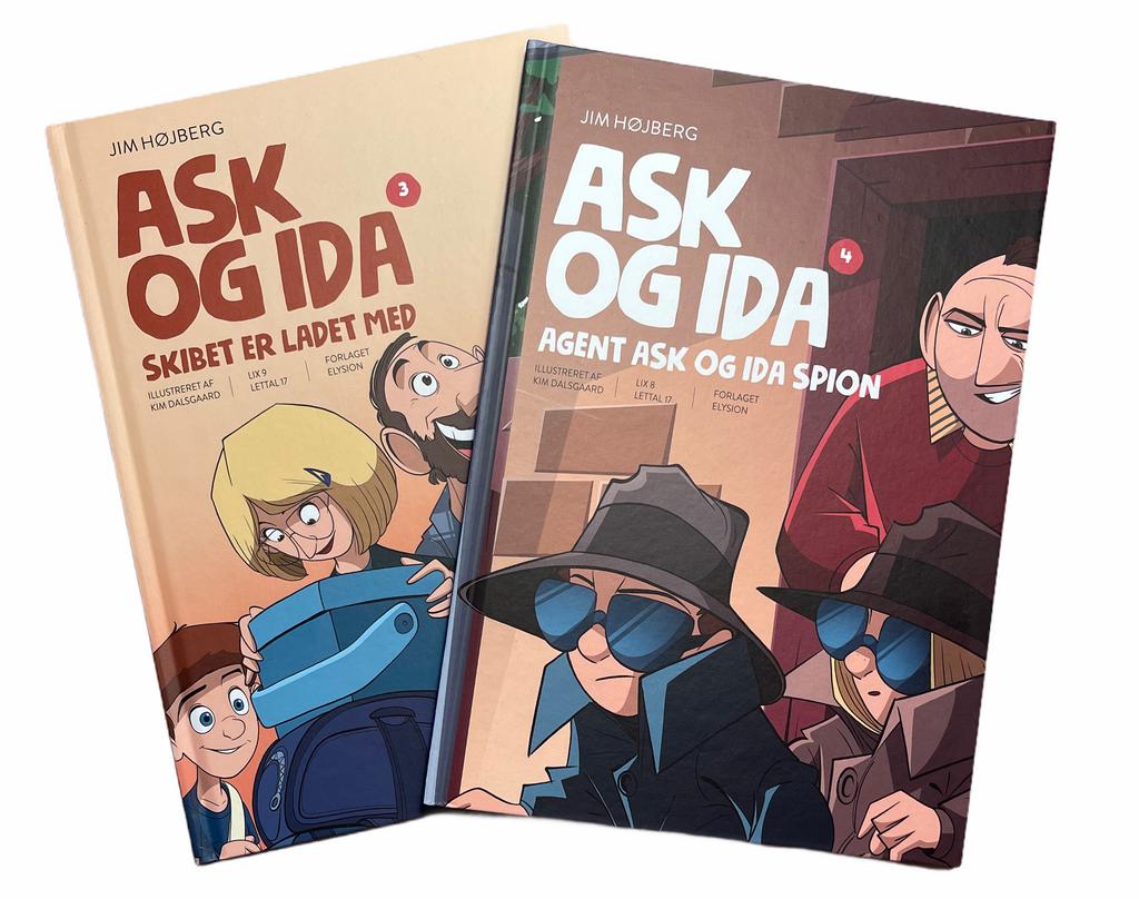 Billede af: Ask og Ida 3-4 af Jim Højberg