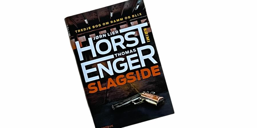 Billede af: Slagside af Jørn Lier Horst og Thomas Enger