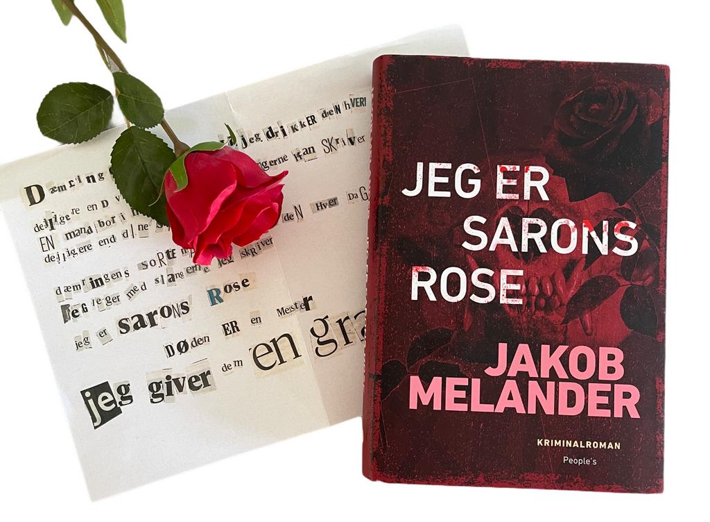 Billede af: Jeg er Sarons rose af Jakob Melander
