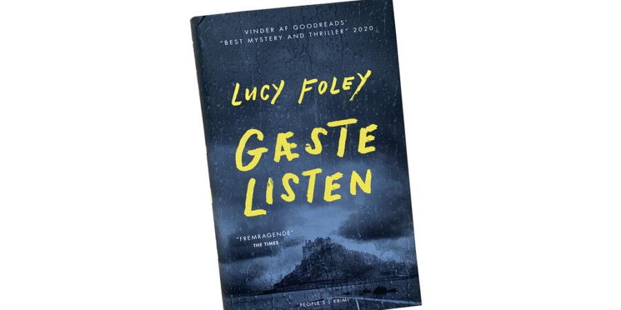Gæstelisten af Lucy Foley