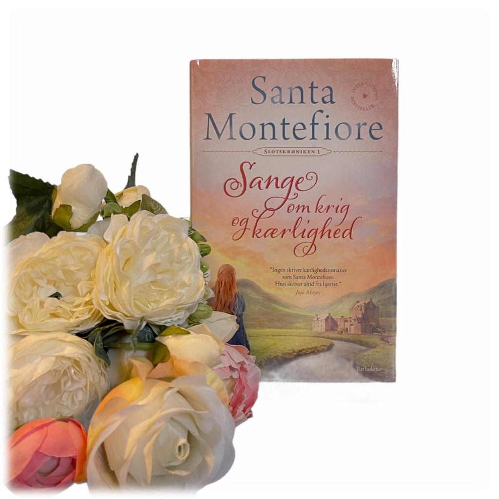 Billede af: Sange om kærlighed og krig af Santa Montefiore