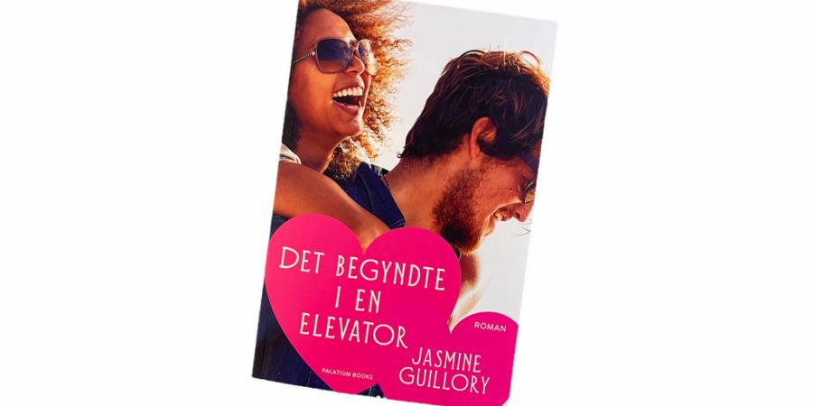 Billede af: Det begyndte i en elevator af Jasmine Guillory