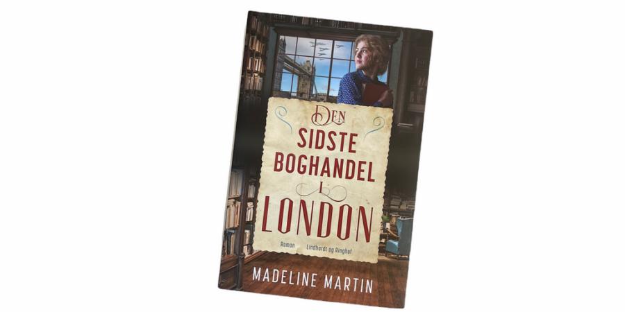 Billede af: Den sidste boghandel i London af Madeline Martin
