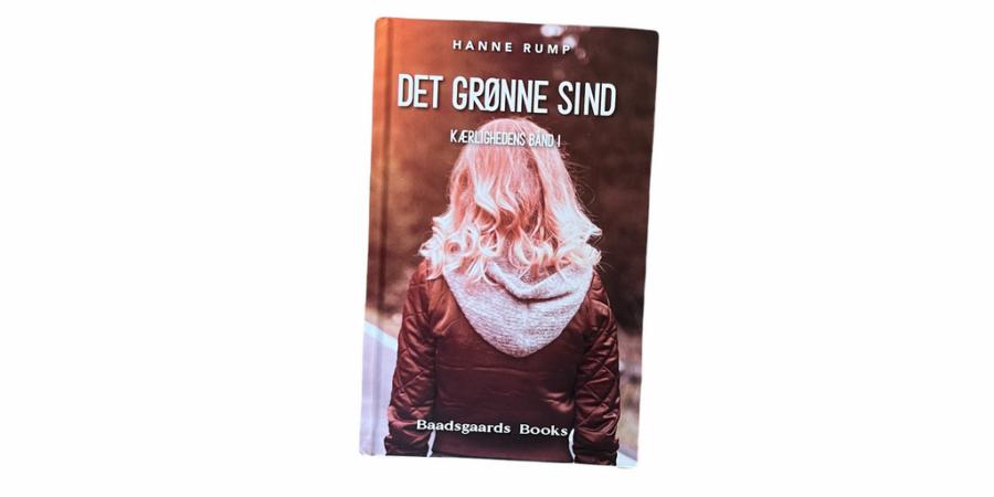 Billede af: Det grønne sind af Hanne Rump