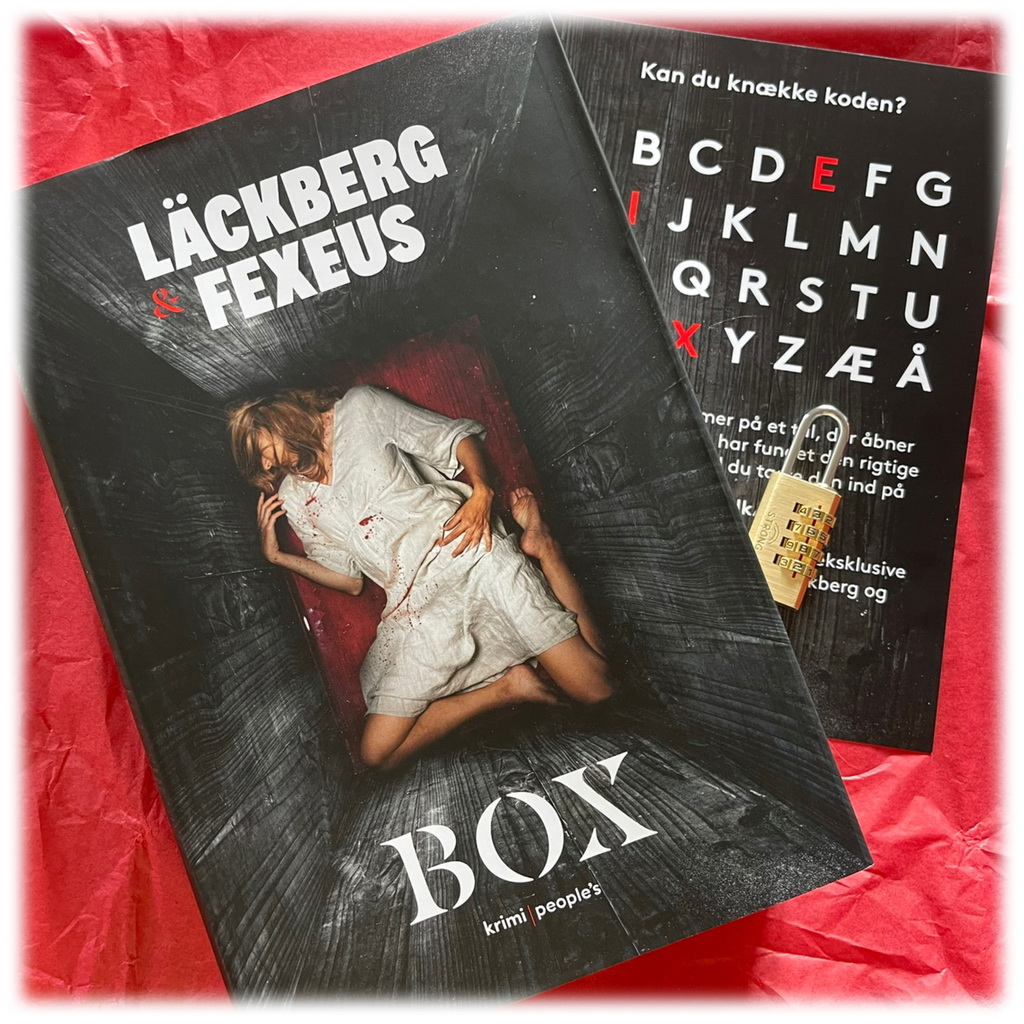 Billede af: Box af Läckberg & Fexeus