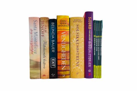 Billede af: Bøger læst i august 2021