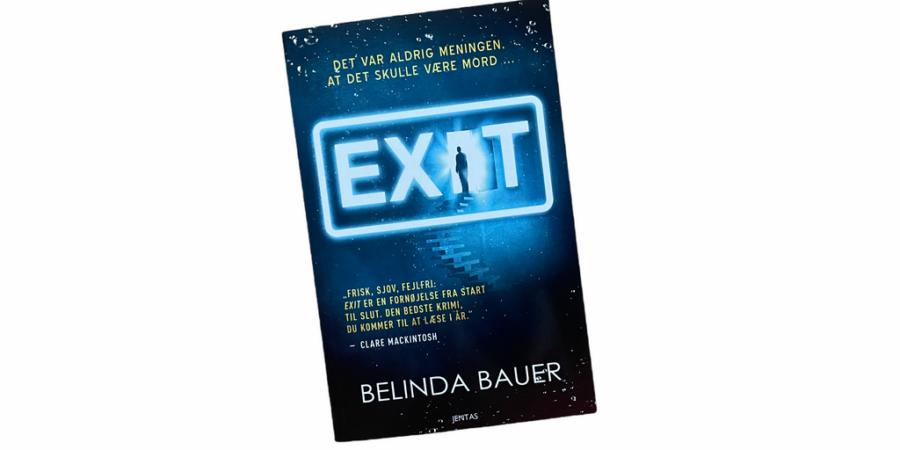 Billede af: Exit af Belinda Bauer
