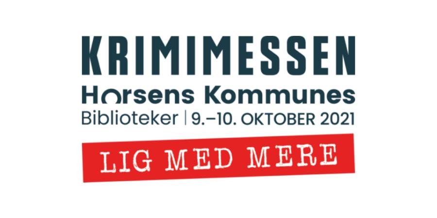 Billede af: Krimimessen Horsens logo