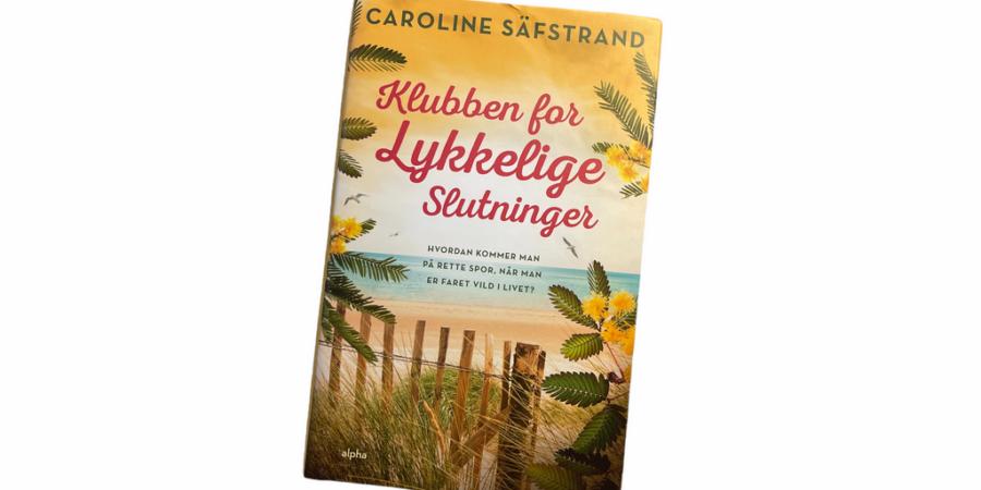 Billede af: Klubben for lykkelige slutninger af Caroline Säfstrand