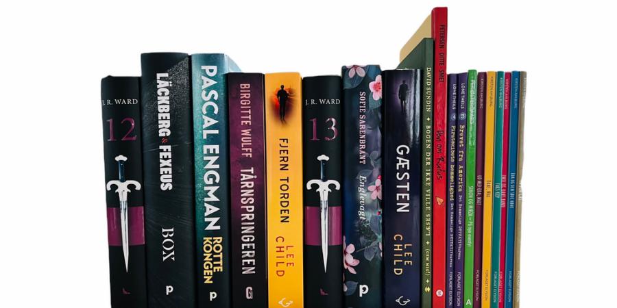 Billede af: Bøger læst i september 2021