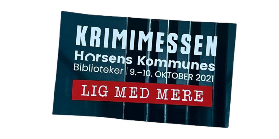 Krimimessen Horsens 2021